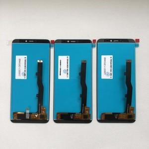 Image 3 - 100% Оригинальный 5,45 Полный ЖК дисплей + фотография для ZTE Blade A530 / Blade A606 Черный; Новинка; 100% Протестировано