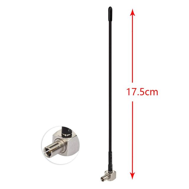 2 Pcs 4G LTE TS9 connector 5dBi Broadband Antenna Booster Signal Amplifier For HUAWEI E8372,E5577,E5573,E5786,E8278 ZTE R216-Z 2