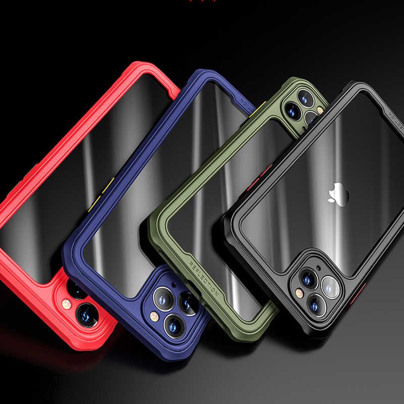 حافظة لهاتف آيفون 12 11 Pro Max X XR XS Max 7 8 Plus SE2 حافظة لهاتف آيفون 12 11 Pro Max X XR XS Max 7 8 Plus SE2
