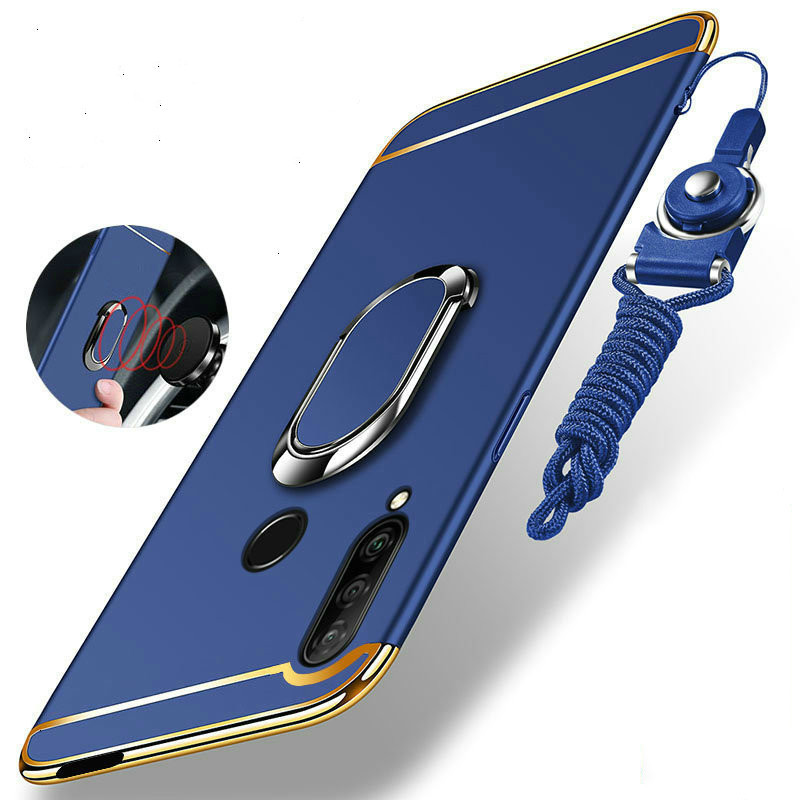 <font><b>360</b></font> Degree Full Cover <font><b>Case</b></font> For Huawei Y9 Prime 2019 P Smart Z Honor 8X V20 Mate 30 20 P30 Pro <font><b>P20</b></font> Lite <font><b>Cases</b></font> magnet car holder image