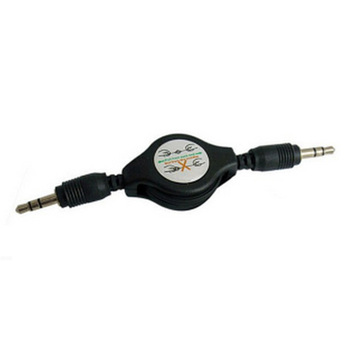 MP3 Interface Connecting Sound Electronic Male To Male Aux Car Transmission Audio Stereo Data Cable image