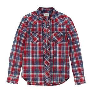 Image 5 - SIMWOOD 2020 Autumn winter new plaid shirts men casual check double pocket high quality 100% cotton shirt  190459