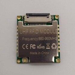 865-868Mhz modulo PR9200 a corto Raggio di piccole dimensioni a basso costo Modulo Lettore RFID UHF con ipex presa timbro foro di saldatura