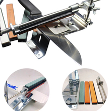 3 Style Professional Knife Sharpener Stainless Steel Kitchen Knife Sharpener Tools Sharpening Machine Fix Fixed Angle With Stone kme knife sharpener professional sharpening knife portable 360 degree rotation fixed angle apex edge knife sharpener with stones