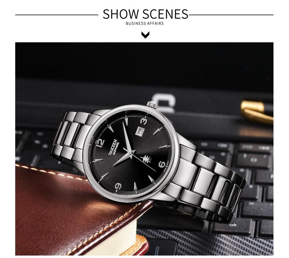 Relógio esportivo masculino origianl, relógio de quartzo