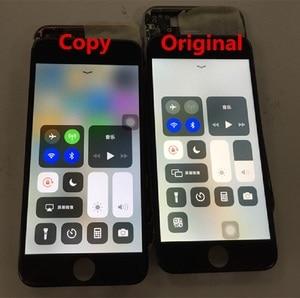 Image 4 - 1:1 OEM Chất Lượng Ban Đầu Màn Hình Cảm Ứng Cho iPhone 6 6S 6SP 7G Màn Hình Hiển Thị LCD Bộ Số Hóa Aseembly Có Logo