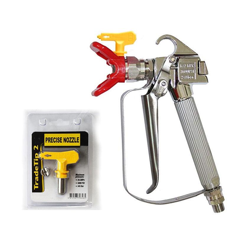 High Pressure Airless Paint Sprayer Latex Paint Paint Spray Gun Sprayer Accessories