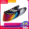 Motorcycle Anti scratch Wind Shield Helmet Lens Visor Full Face Fit for AGV K1 K3SV K5 Motorcycle Accessories