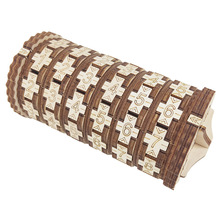 3D Wooden Puzzle Leonardo Da Vinci Code Toys Cryptex Locks Wedding Christmas Letter Password Escape Chamber Props