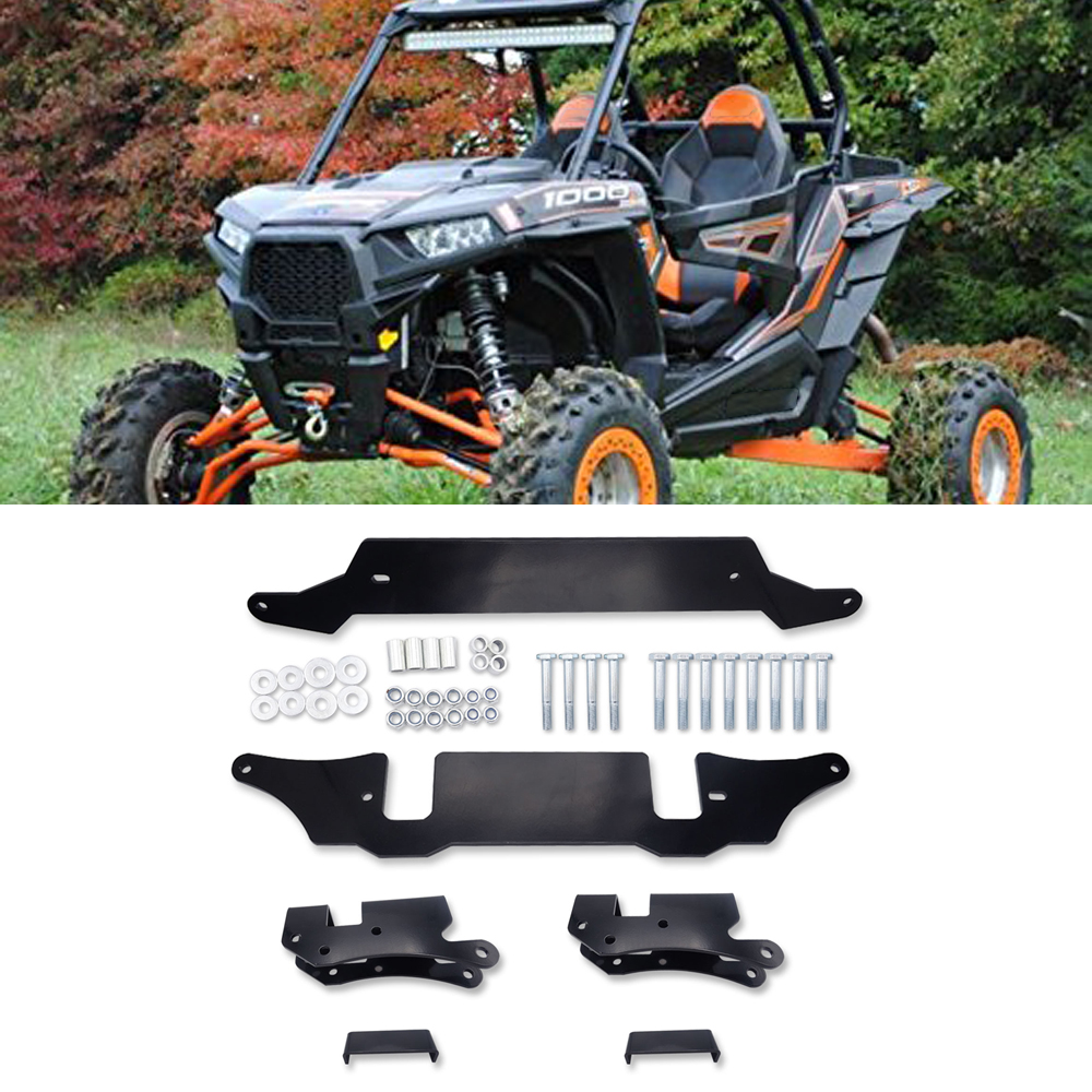 Front and Rear Suspension 3-5 inches Lift Kit Rise Fit Polaris RZR <font><b>1000</b></font> XP/XP-4 2014-2018 image