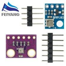 10 pces GY-68 bmp180 bmp280 módulo sensor de pressão barométrica digital para arduino
