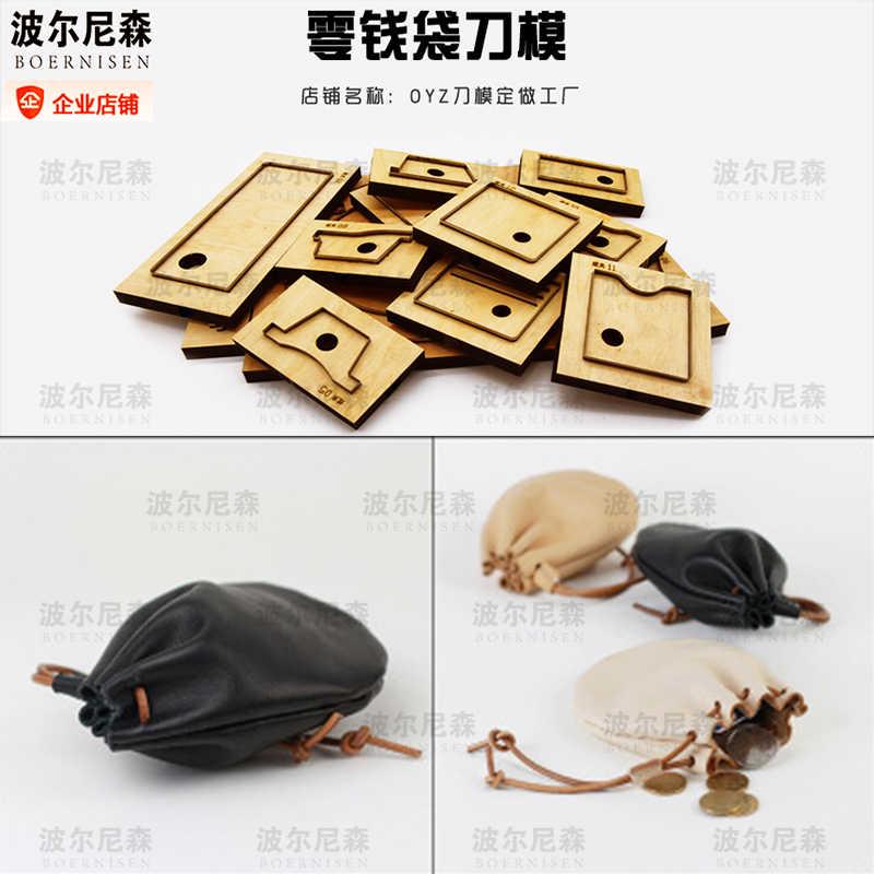 木製ダイカットdiy 2020 ジッパータイプ収納袋コイン財布ダイスfilleスクラップブッキングのための適切な切断機