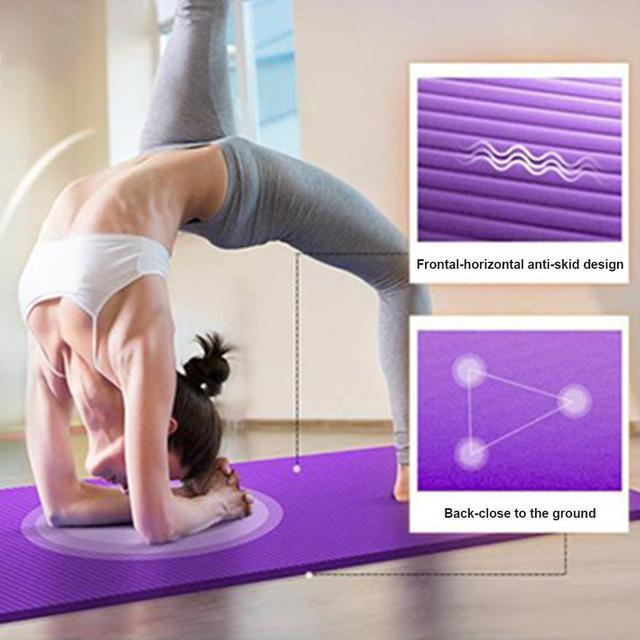 Fitness Yoga Mat  4
