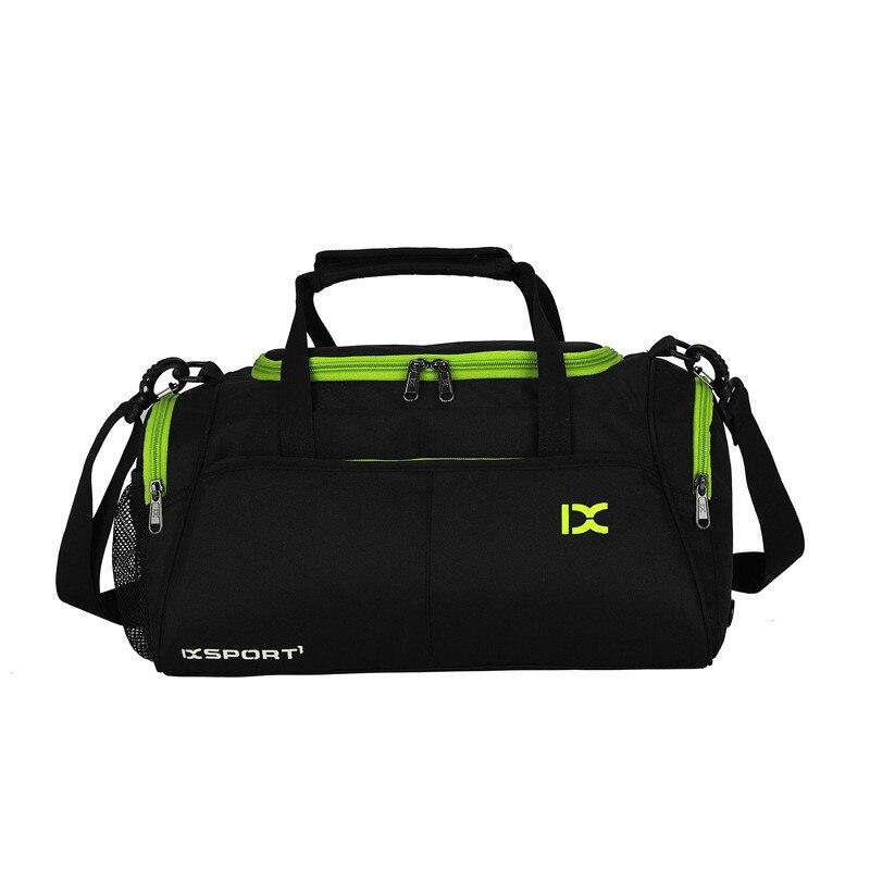 2020 Training Gym Bags Fitness Travel Outdoor Sports Bag Handbags Shoulder Dry Wet Shoes For Women Men Sac De Sport Duffel