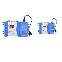 Módulo profissional av do rf da frequência ultraelevada de digitas ao adaptador do conversor da tevê do rf avto