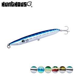 Hunthouse nowe przynęty 2019 wędkarstwo twarda przynęta ołówek przynęta topwater leurre stickbait 190mm 32g dla sea bass