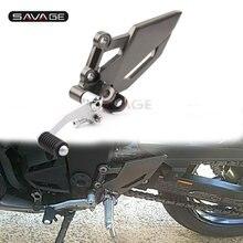 Левый Рычаг переключения передач педаль для ног peg Для kawasaki