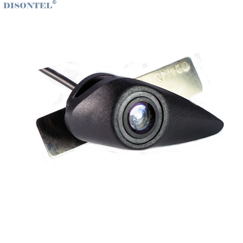 DC 12V Waterproof Wide Angle 520L Ccd HD Color Front View Parking Camera For Hyundai Series Logo Front Mark Emblem Camera