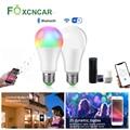 Умсветодиодный Светодиодная лампа E27, 15 Вт, Bluetooth, управление через приложение