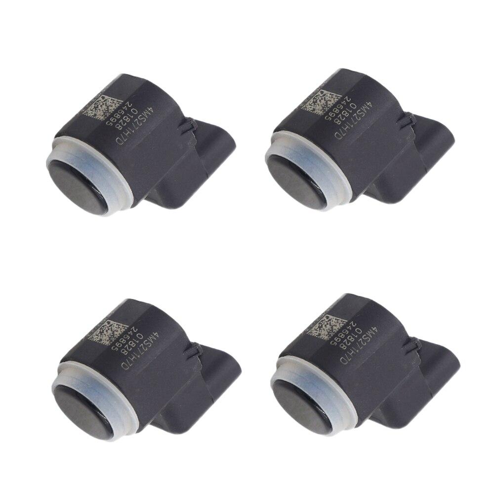 4 pièces capteur de stationnement PDC 95720-3U100 protéger pare-chocs et système d'assistance au stationnement pour Hyundai KIA 957203U100 4MS271H7C