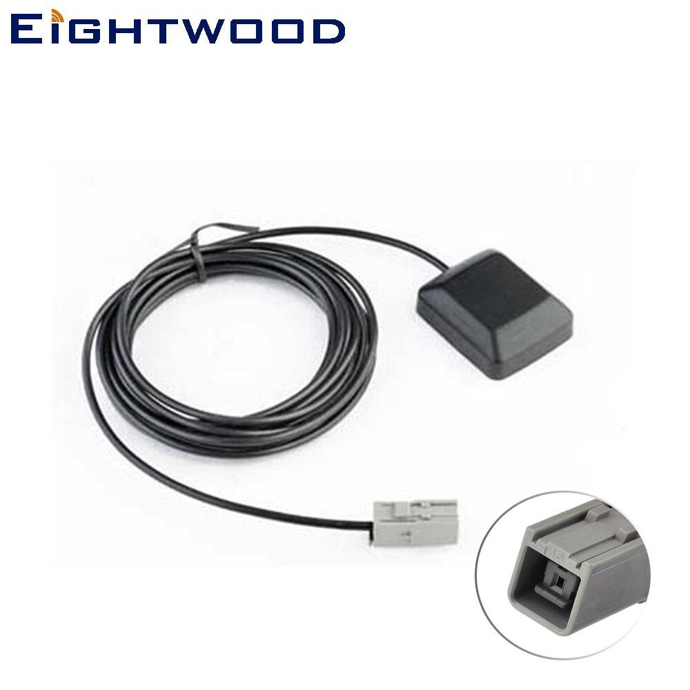 GPS-антенна для автомобиля, кабель для активного отдыха, 3 м, для Alpine Kenwood jvic Toyota Honda Nissan