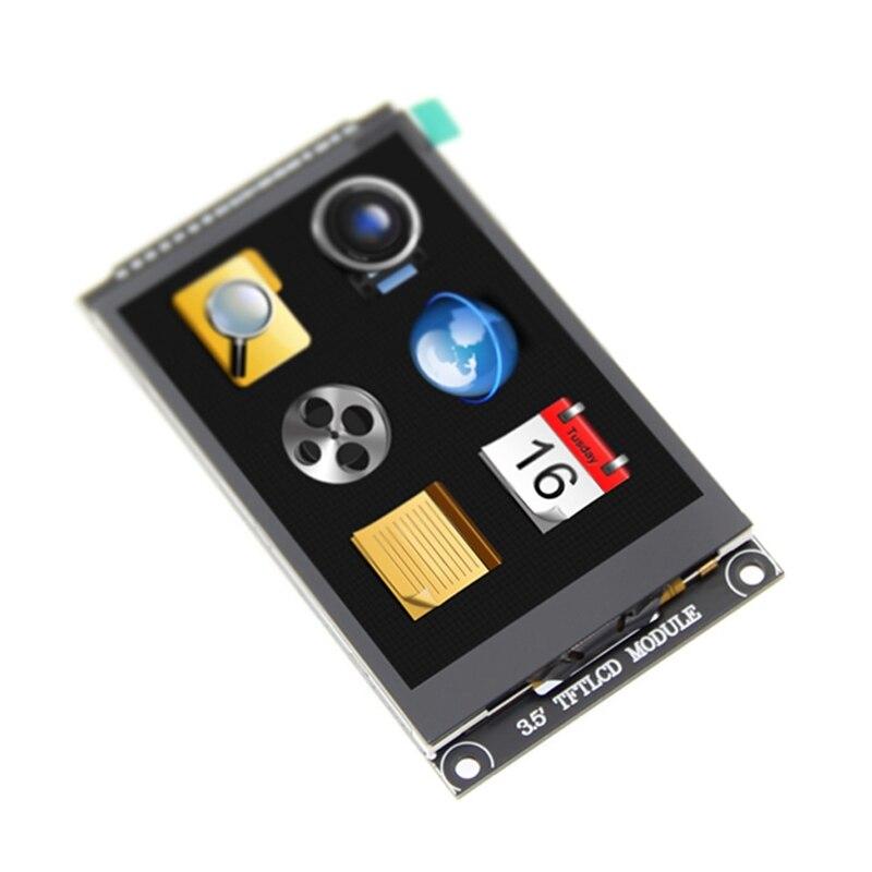 IG 3.5 дюймовый TFT ЖК экран дисплей модуль с ЖК экраном контактная панель 320X480 Драйвер IC ILI9488 для Arduino - 4