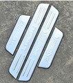 Автомобильный Стайлинг из нержавеющей стали Накладка на порог для KIA Sportage R 2011 2012 2013 2014 2015 2016 автомобильные аксессуары