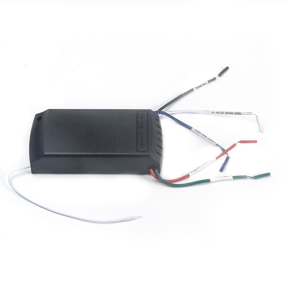 Universal Wireless Ceiling Fan Lamp Remote Controller Kit & Timing For Ceiling Fan Incandescent LED Energy Saving Lamp 110V 220V
