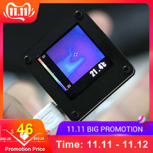 AMG8833 IR 8*8 Infrared Thermal Imager Thermometer Array Temperature Meter 7M Farthest Detection Distance with Housing