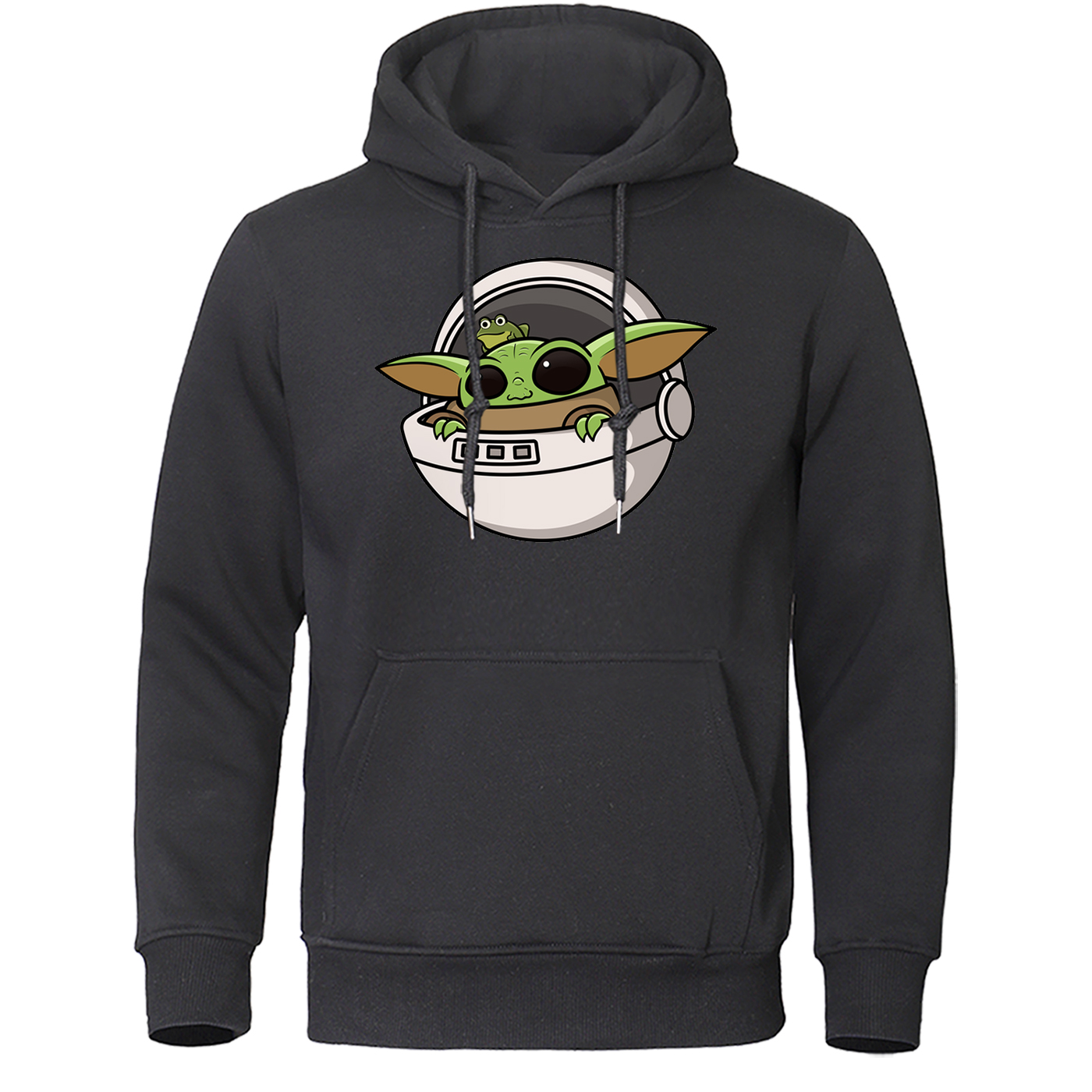 The Mandalorian Lovely Baby Yoda Hoodie Cute Child Yoda Hoodies Sweatshirts Men Star Wars Sweatshirt Star War Tracksuit Spring