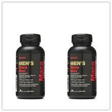 MACA Biloba-Leaf Sexual-Health-Formula Yohimbe MAN MEN 60-Capsules 2pcs Ginkgo Advanced