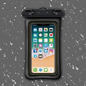 Float wodoodporny futerał na telefon komórkowy dla iPhone X Xs Max Xr 8 Samsung 6 5 cali przezroczysty PVC Sealed podwodny inteligentny telefon suchy pokrowiec tanie i dobre opinie xilecaly Float Waterproof Phone Bag Apple iphone ów IPhone 3G 3GS Iphone 4 IPHONE 4S Iphone 5 Iphone5c Iphone 6 Iphone 6 plus