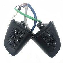 Audio bottone del commutatore del regolatore di velocità di crociera di Bluetooth del volante per Mazda 3 Mazda 5 CX 7 BL 08 13