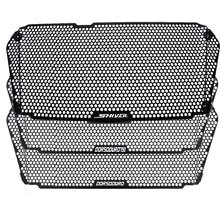 For Aprilia Shiver Shiver SL 750 Dorsoduro 750 2007 2017 2016 Radiator Protective Cover Guards Radiator Grille Cover Protecter