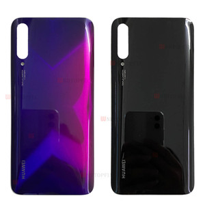 Image 2 - Original Back Cover Case Back Battery Cover Housing For Huawei Y9s Back Cover P smart Pro 2019 Battery Back Rear Glass Cover
