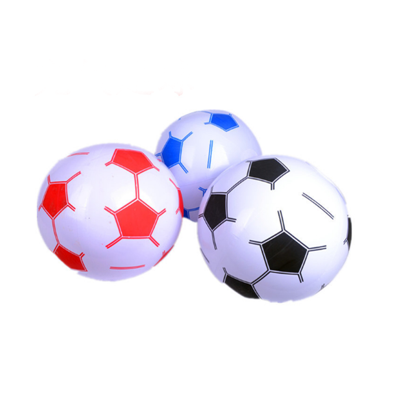 Pool Float Air Inflatable Football Swimming Pool Party Ball Inflatable Beach Ball PVC Floating Swimming Ring Pool Toy Accessory
