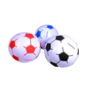 Piscina flotador aire inflable fútbol natación Fiesta EN LA Piscina bola inflable pelota de playa PVC flotador anillo piscina juguete accesorio