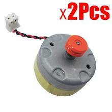 2Pcs Gear Transmission Motor for XIAOMI mjja Roborock S50 S51 S55 Robot Vacuum cleaner Spare Parts Laser Distance Sensor LDS
