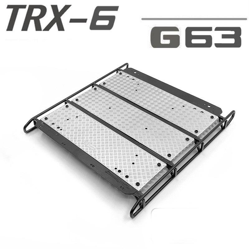 Image 2 - 金属用の荷物ラック TRAXXASPARTS TRX 6 63 rc 部品パーツ & アクセサリー   -
