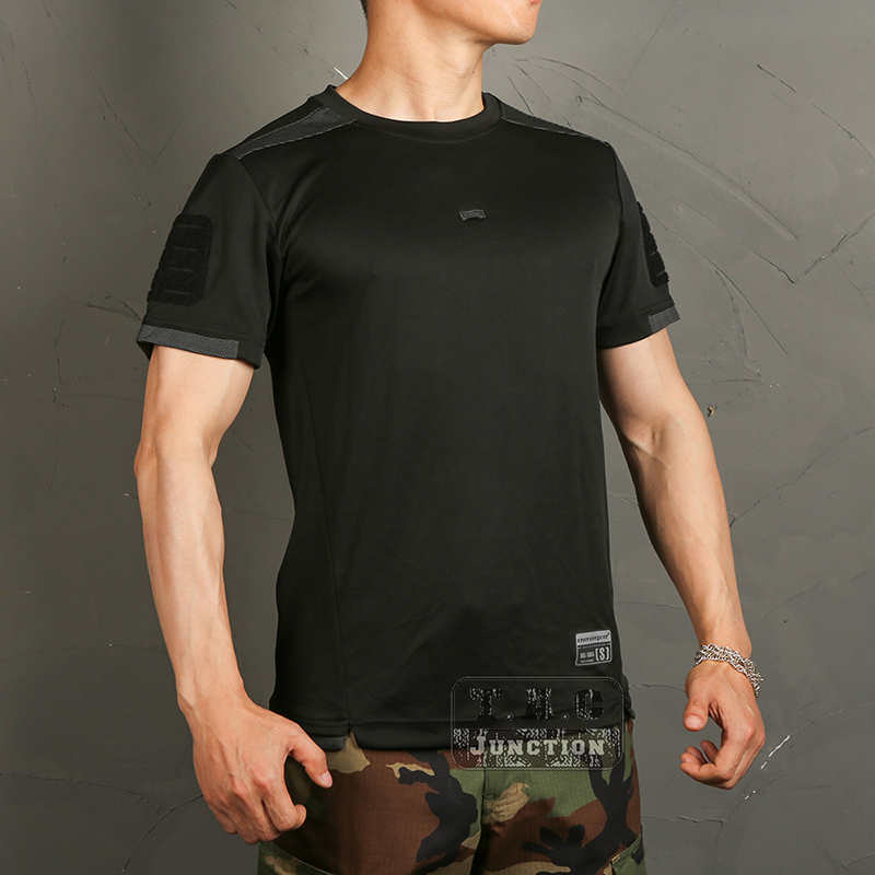 Details about  /Emerson Tactical Sport Training Shirt Long Sleeve Quick Dry Outdoor Tee Gym Top