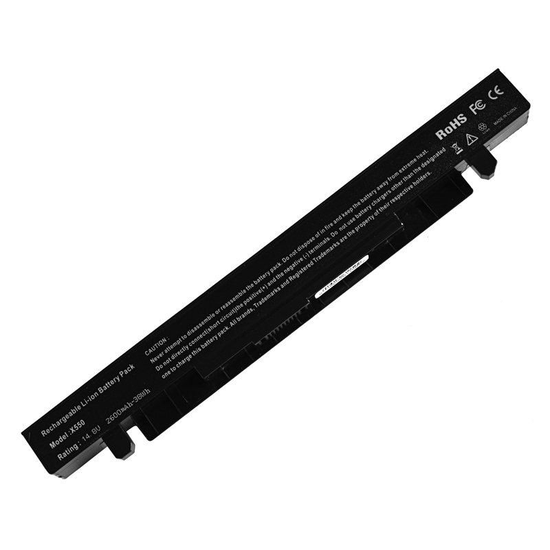 Image 4 - 14.8v Battery For Asus A41 X550 A41 X550A  K550 P450 P550 R409 R510 X450 X550 X550C X550A X550CA A450 A550 F450 F550 F552-in Laptop Batteries from Computer & Office on