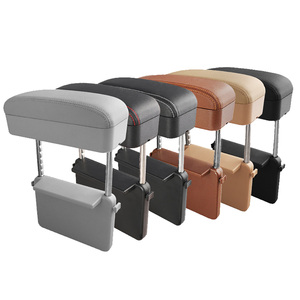 Image 5 - For All Models Armrest Support Elbow Pad Armrest Extender Console Storage Arrangement Adjustable Height Comfortable Armrest Pad