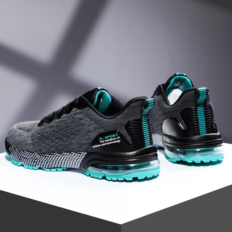 New Spring Summer Running Shoes Men Breathable Mesh Running Sneakers Big Size 39-46 Anti Slip Walking Footwears Mens Shoes 1