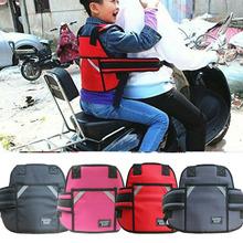 Dzieci dzieci o wysokiej wytrzymałości motocykl rower rower pas bezpieczeństwa szelki z paskiem regulowany tanie tanio CN (pochodzenie)