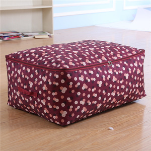 Image 4 - Oxford Cloth Quilt Storage Bag Luggage Storage Quilt Organizer Finishing Bag Travel Organizer Pouch