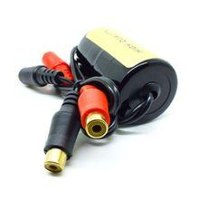 RCA аудио Шум фильтр терминал контура заземления Изолятор для автомобиля и домашней стереосистеме