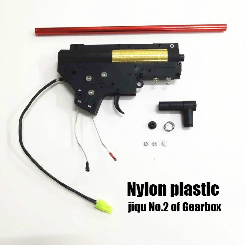 Nylon No.2 Of Gearbox For Jinming 9th Gen9 LDT416/TTM/556 Gel Toy Guns Accessories