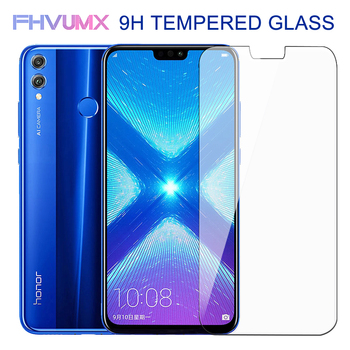 9H hardness Protective Glass For Huawei honor 8X 8A 8C 8S 9X 10i Screen Protector For Honor 10 20 Lite V10 V20 V30 Tempered Film 2pack tempered glass screen protector for 10 1 huawei mediapad m3 lite 10 bah w09 bah al00 protect screen film