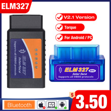 327-Tester Adapter Diagnostic-Tool Code-Reader Elm-327 Auto-Scanner Bluetooth Obd2 Android