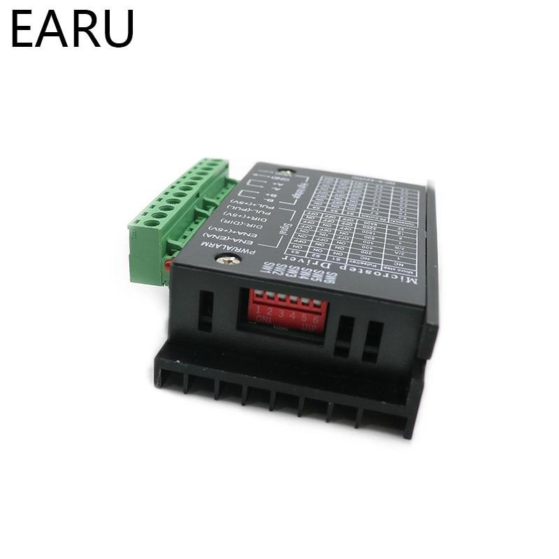 driver digital tb6600 DC9-42VDC nema23 1 eixo
